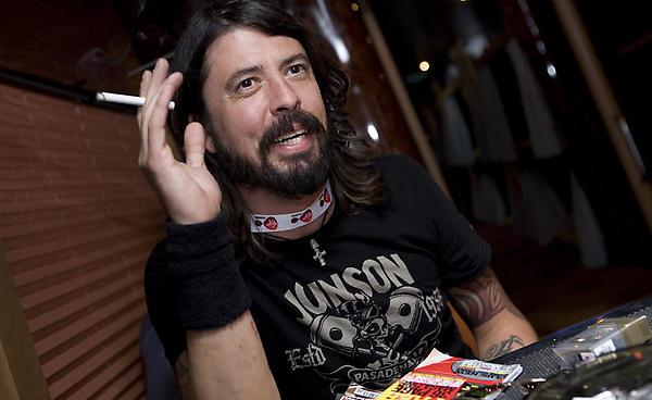 dave grohl wiki