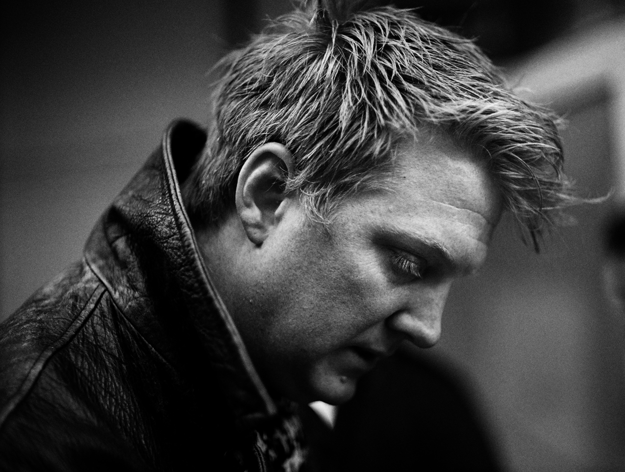 A collection of photos of Josh Homme:
